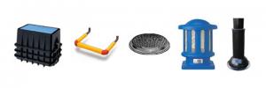 仕切弁筺・FRP・鋳鉄製ボックス類